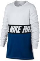 Nike Boys' Sportswear Advance 15 Training Tee - Big Kid