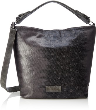 Fritzi aus Preussen Jade Womens Bag Grau (Slate) 15x38x49.5 cm (B x H T)