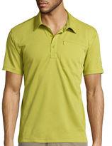 ZeroXposur Verve Short-Sleeve Knit Polo Shirt