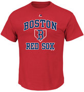 Majestic Boston Red Sox Hit and Run T-Shirt