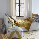 west elm Parsons Daybed - White