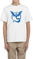 Sofia-Child Pokemon Go Team Mystic Logo Articuno Youth's Shirts
