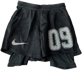 Nike x Off-White Black Shorts for Women