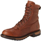 Rocky Men's Original Ride Lacer Pitstop Work Boot