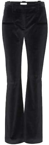 Altuzarra Velvet trousers