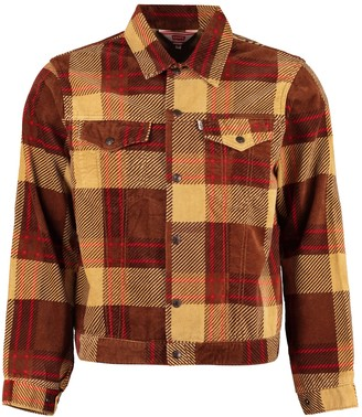 Levi's Levis Checked Overshirt Clothing