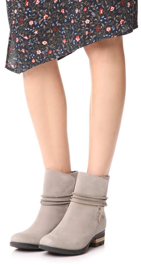 Sorel Farah Short Booties