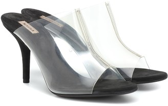 Yeezy Transparent mules (SEASON 8)