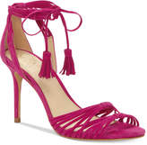 Vince Camuto Stellima Ankle-Tie Tassel Dress Sandals