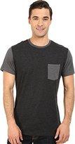 Billabong Men's Zenith Short Sleeve Knit Crew Shirt