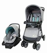 Safety 1st 01281CWOT Amble Quad Travel System, WOTW