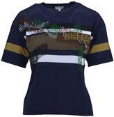 Kenzo Broken Camo Knitted T-shirt