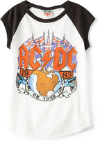 Junk Food Clothing ACDC 1983 Tour Tee