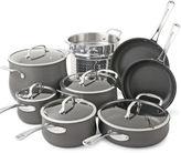 Cuisinart Contour 13-pc. Hard-Anodized Cookware Set