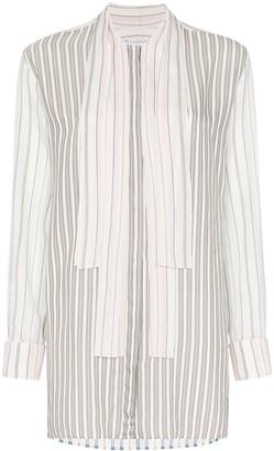 J.W.Anderson Pyjama Stripe Buttondown Shirt