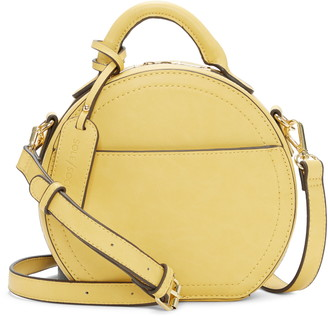 Sole Society Glyso Faux Leather Crossbody Bag