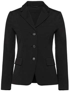 Prada Stretch Cotton Poplin Jacket