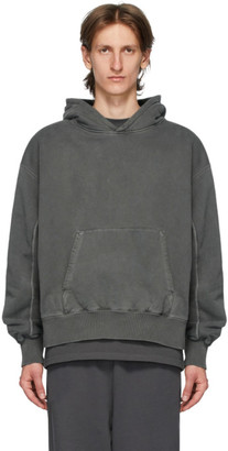 Chemist Creations Grey French Terry Hoodie