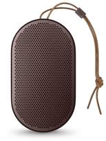 Bang & Olufsen Beoplay P2 portable wireless speaker - Umber