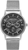 Kenneth Cole New York Men's Stainless Steel Mesh Bracelet Watch 42mm