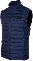 Greg Norman For Tasso Elba Quilted Zippered Vest, Only at Macy's