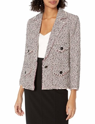 Rebecca Taylor Women's Josie Tweed Jacket