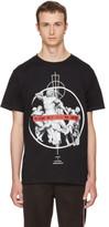 Marcelo Burlon County of Milan Black Fainu T-shirt