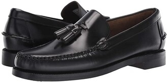 Sebago Classic Will (Black) Men's Shoes