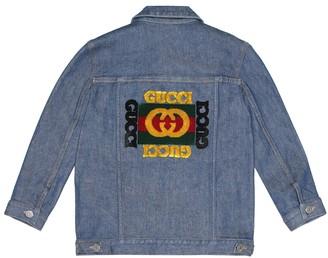Gucci Kids Denim jacket