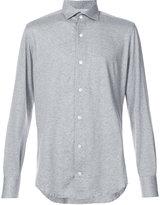 Eleventy jersey shirt - men - Cotton - S