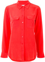 Equipment crepe de chine shirt - women - Silk - XS