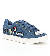 Betsey Johnson Goldiey Embellished Sneakers