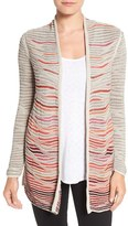 Nic+Zoe Women's 'Harvest' Open Front Cardigan