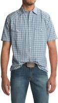Ryan Michael Arrow Dobby Shirt - Short Sleeve (For Men)