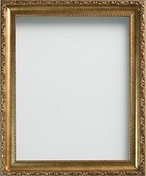 Brompton Frame Company Range A4 Picture Photo Frame, Gold