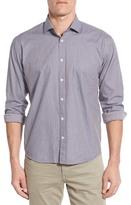 Billy Reid &John T& Standard Fit Check Sport Shirt