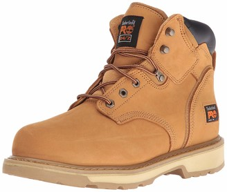 "Timberland Men's Pitboss 6"" Soft-Toe Boot"