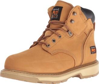 "Timberland Men's Pitboss 6"" Steel-Toe Boot"