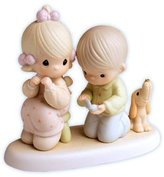 """Precious Moments With This Ring I..."""" Porcelain Figurine"""