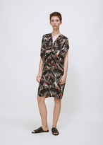 Zero Maria Cornejo flora black miu dress