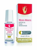Mavala Mava-White Optical Nail Whitener 0.34 Ounces
