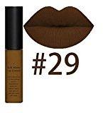 Lip Gloss, Sunmy Ladies Vivid Lipgloss Women's Colorful Matte Cosmetic Makeup Glosses