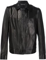 Ann Demeulemeester chest pocket jacket