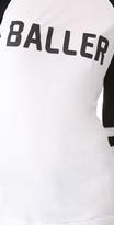 Style Stalker STYLESTALKER Baller Raglan Top
