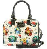 Loungefly womens Pokemon Original Starters Faux Leather Cross Body Bag Standard