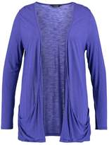 Evans DRAPEY POCKET Cardigan purple