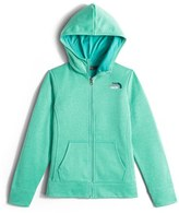 The North Face Girl's Surgent Technical Fleece Hoodie