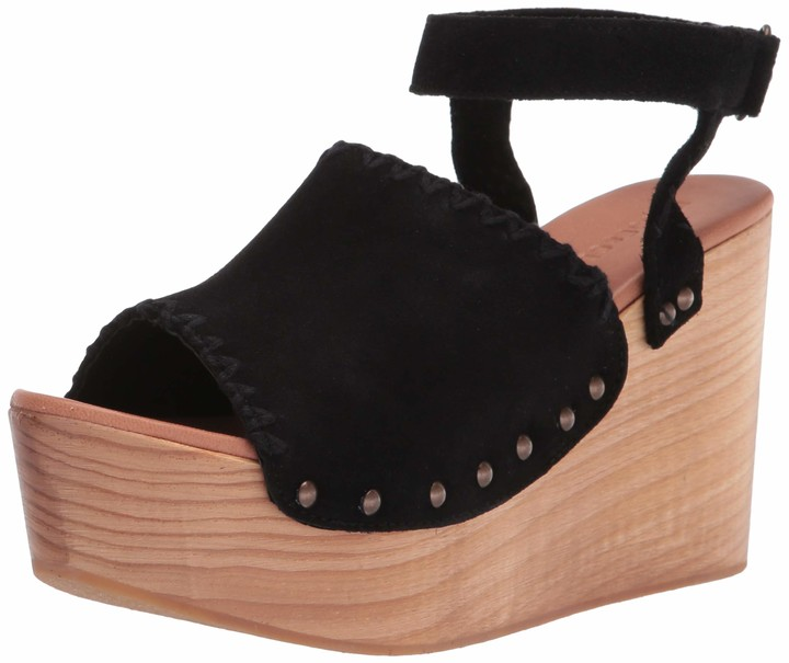 eco ficción Ligadura  Wood Wedge Shoes   Shop the world's largest collection of fashion    ShopStyle