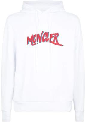 Moncler Cotton Logo Hoodie