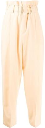 Fendi Paper Bag Shorts
